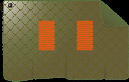 ヒーターブランケット